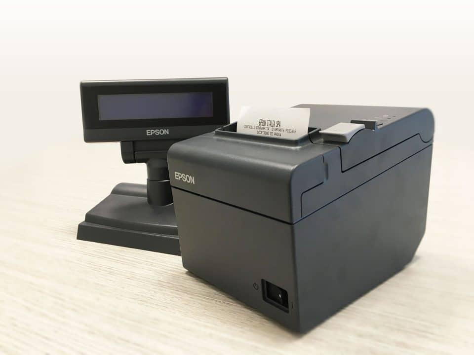 stampante fiscale epson